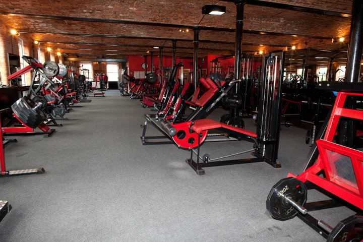 My Gym Of Choice Is Ultimate Fitness Stalybridge (3/6)
