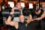shoulder mid press